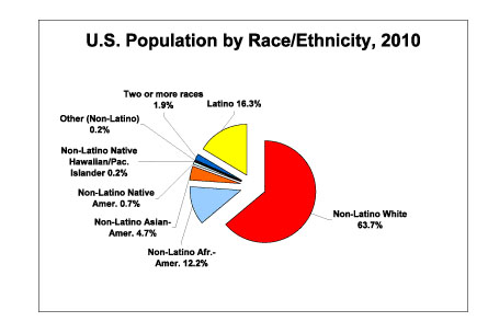 """an introduction to whiteness and racialized ethnic groups in the united states This means that, in the united states, whites have numerical dominance and disproportionate control and influence in political and economic spheres this """"institutionalization of white privilege means whites are afforded benefits far less accessible to racial minorities as a result of policies, laws, and customary behaviors in a society."""